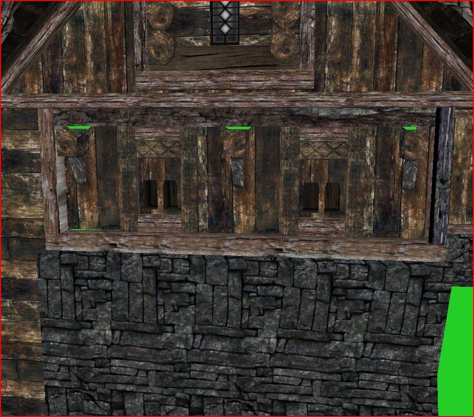 Meshes\Architecture\Windhelm\WHStoneQuarterHouses01.nif gaps and UV errors 08
