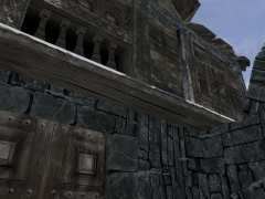 Meshes\Architecture\Windhelm\WHStoneQuarterHouses01.nif gaps and UV errors 02
