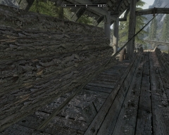 Graphics glitch at Riverwood mill 2