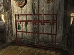 Wooden Rack Retexture