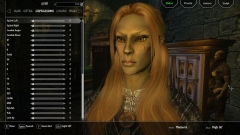 Amazing how much better the elves look with face normal maps that don't have neanderthal brows
