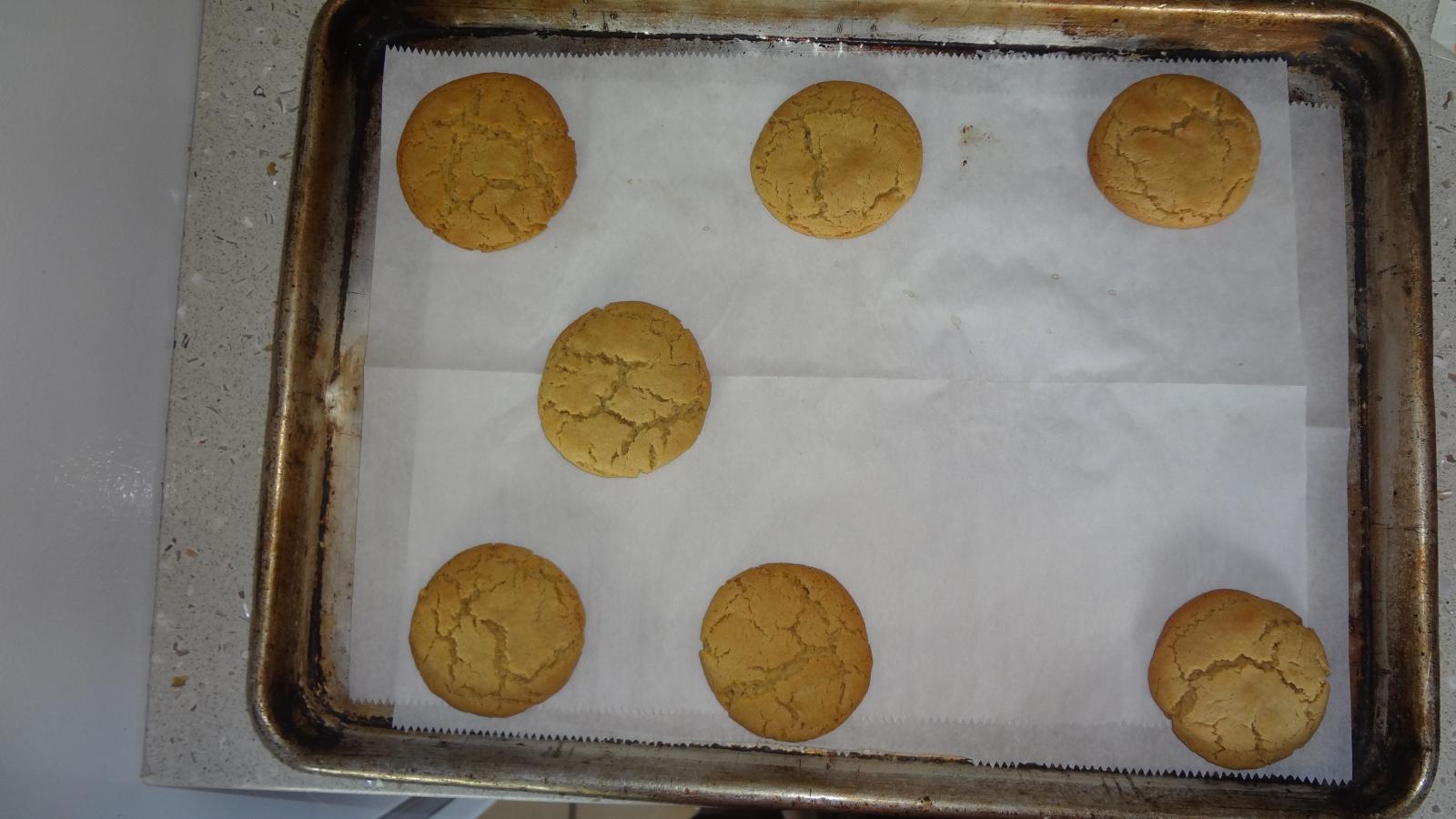 Peanut Butter Cookie A