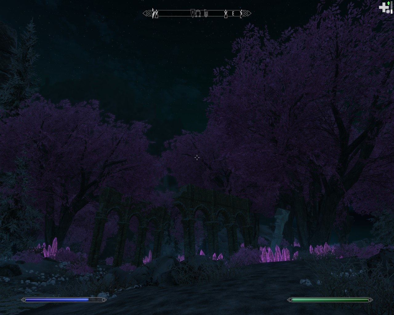 Kristallwald (The Crystal Forest)