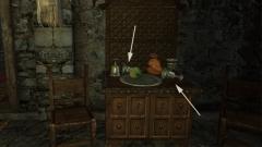 goblets in jorrvaskr