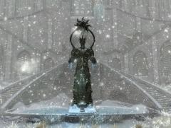 Auriel's Statue