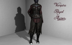 Vampire Royal Armor