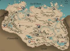 skyrim housemap