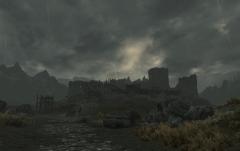 Abandoned Fort