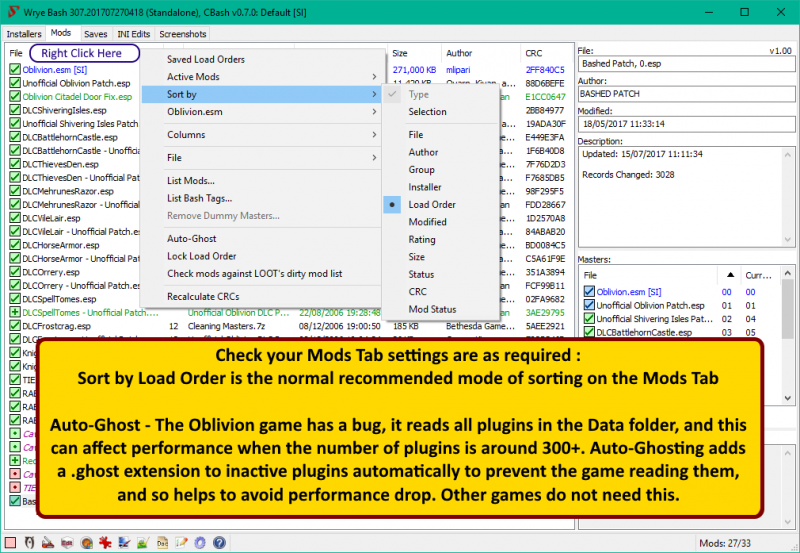 Wrye Bash All Games Page 12 Tools Of The Trade Afk Mods Controls the debug information emitted for types declared in a compilation unit. afk mods