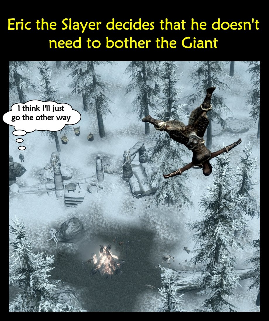 Giant Troubles