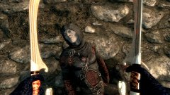 Main Quest with Nightshade testing Destroy the Dark Brotherhood for Heroes by Talyn82