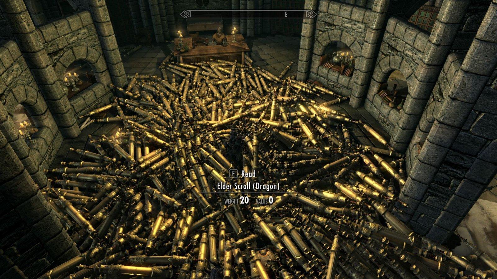 The Elderscrolls. :-)