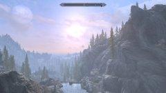Watching the sunrise.