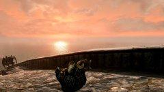 Skyrim Sunset 2.