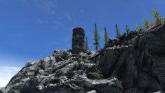 Dwenmer watch tower